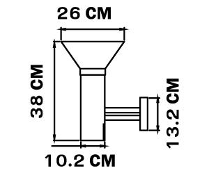 MC-B021 (Wall)