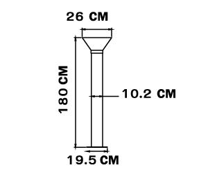 MC-B021 (180cm)